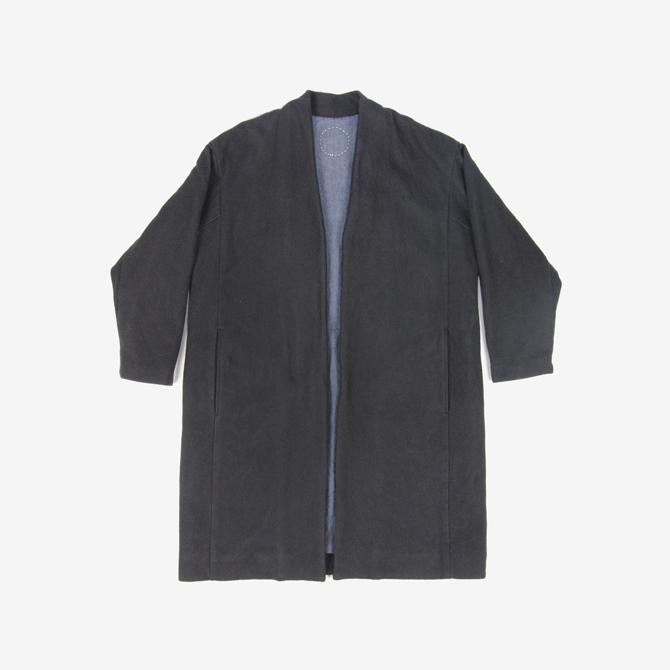 new-herbaldyedpurewoolencoat